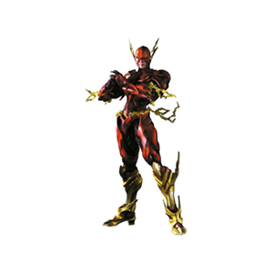 Figura Play Arts DC Comics Flash