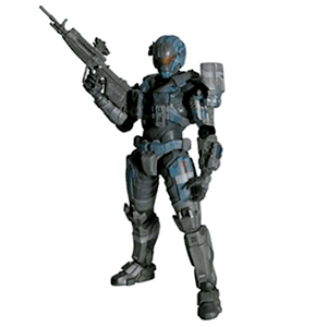 Figura Play Arts Halo: Reach Carter