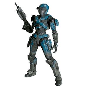 Figura Play Arts Halo: Reach Kat