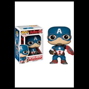 Figura Pop Los Vengadores Capitán América