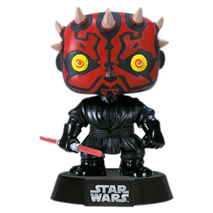 Figura POP Star Wars Darth Maul