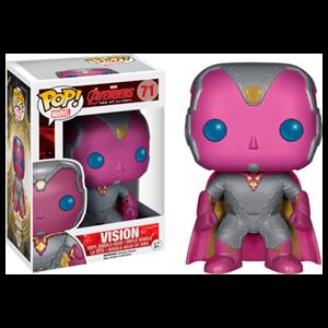Figura Pop Los Vengadores Visión