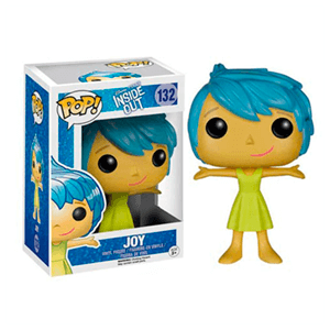 Figura Pop Inside Out Alegría