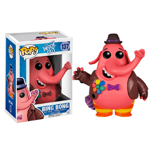 Figura Pop Inside Out Bing Bong