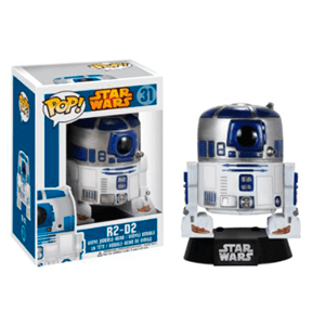 Figura POP Vinyl Bobble-Head R2-D2 Star Wars
