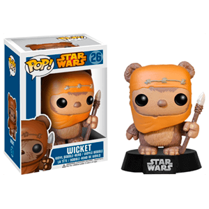 Figura POP Star Wars Ewok