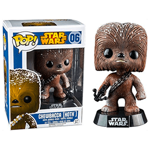 Figura POP Star Wars Chewbacca hoth