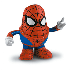 Muñeco Mr. Potato Spider-Man