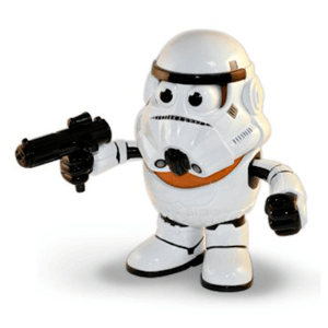 Muñeco Mr. Potato Stormtrooper