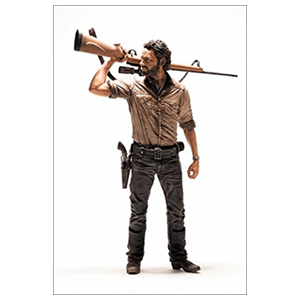 Figura The Walking Dead 25cm Rick Grimes