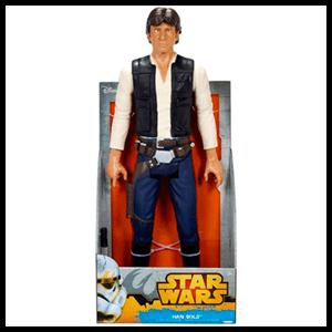 Figura Star Wars 45cm Han Solo