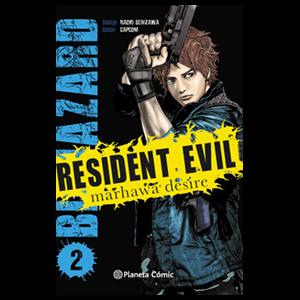 Resident Evil Nº 2