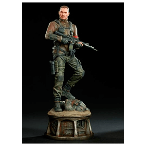 Estatua Terminator Salvation John Connor
