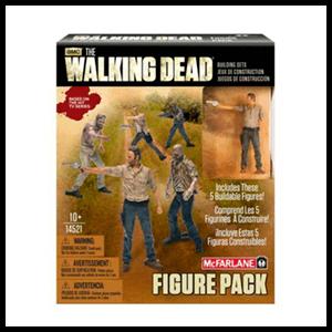 Set de Construcción The Walking Dead