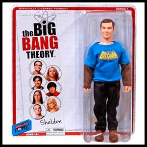 Figura de Acción Sheldon Cooper