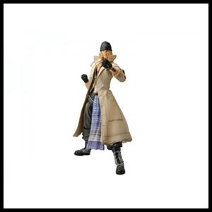 Figura FFXIII: Snow Villiers 23cm