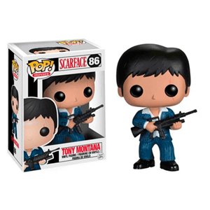Figura Pop Scarface: Tony Montana