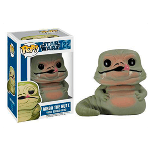 Figura Pop Star Wars Jabba el Hutt