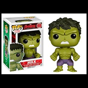Figura Pop Los Vengadores Hulk