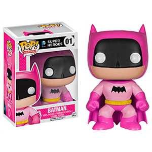 Figura Pop DC Batman Rosa