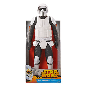 Figura Star Wars Scout Trooper 45 cm