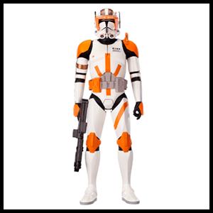 Figura Star Wars Comandante Cody 79 cm