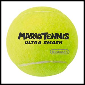 Pelota tenis Mario Tennis Ultra Smash