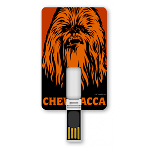 Pendrive USB 2.0 8GB Chewbacca