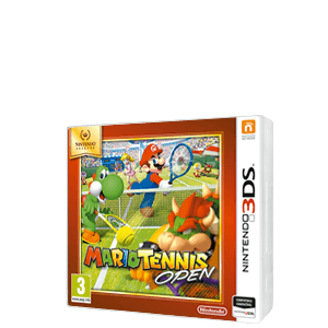 Mario Tennis Open Nintendo Selects