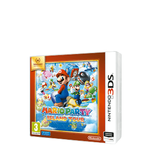 Mario Party: Island Tour Nintendo Selects