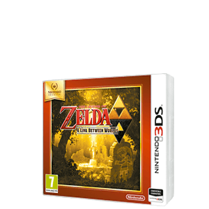 The Legend of Zelda: A Link Between Worlds Nintendo Selects