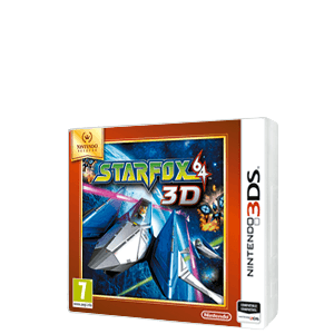 Star Fox 64 Nintendo Selects