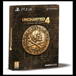 Uncharted 4: El Desenlace del Ladrón Edición Especial