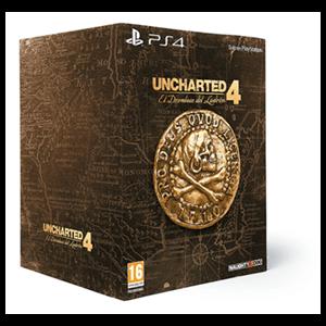 Uncharted 4 Edición Coleccionista Libertalia