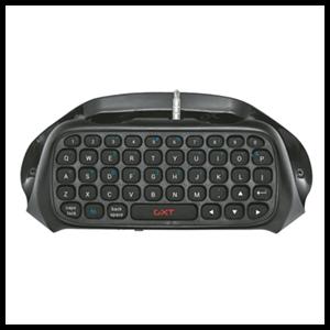 Teclado para Controller Trust GXT252
