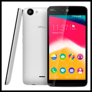 "Smartphone Wiko Rainbow Jam 5"" Quad Core 1Gb+16Gb Blanco"