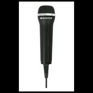 Micrófono Woxter PS4/PS3/XONE/X360/Wii Woxter