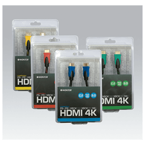 Cable HDMI 4K 2.0 Woxter