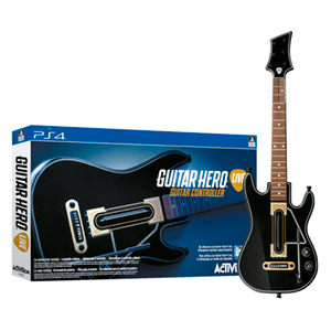 Guitarra Inalambrica: Guitar Hero Live