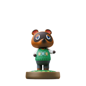 Figura Amiibo Tom Nook