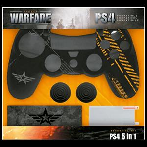 Kit 5 Accesorios para Controller Indeca Warfare