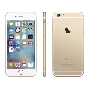 iPhone 6s 16gb Oro Libre