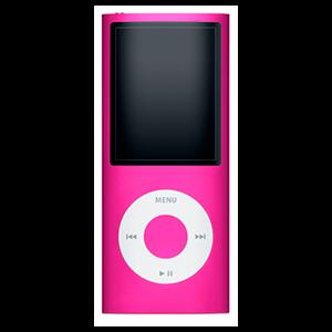 iPod Nano 4ª Gen 8Gb (Rosa)