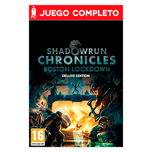 Shadowrun Chronicles Deluxe