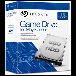 Disco Duro Seagate 1TB Game Drive PS3-PS4