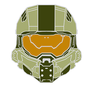 Pin Halo 5 Guardians