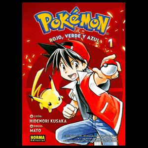 Pokemon nº1: Rojo, Verde y Azul nº 1