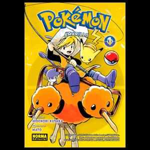 Pokemon nº 3: Amarillo nº 1