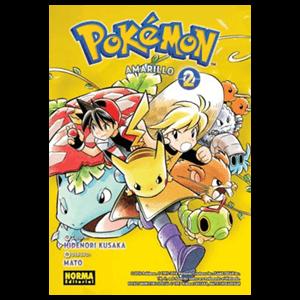 Pokemon nº 4: Amarillo nº 2