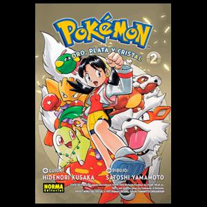 Pokemon nº 6: Oro, Plata y Cristal nº 2